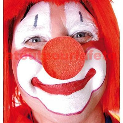 Lot de 12 Nez de Clown en mousse