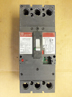 GE SFLA 3 pole 250 amp 600v SFLA36AT0250 Circuit Breaker