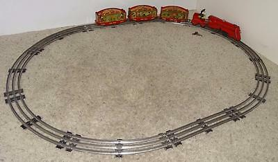 """Disney 1935 """"lionel Mickey Mouse Circus Train"""" Set Including Track+Working"""