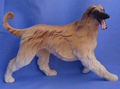 """1990 Afghan Hound Royal Doulton  England 8"""" Not Beswick"""