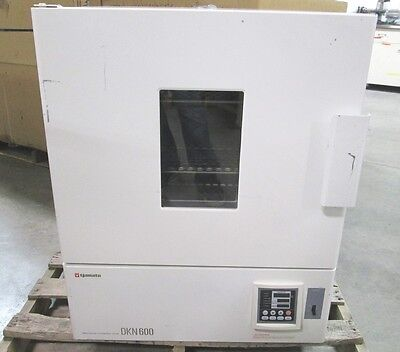 Yamato DKN600 Mechanical Forced Air Convection Lab Benchtop Oven 1.5kW 260 Deg C