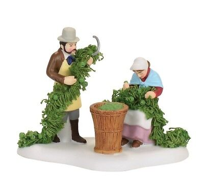 Dept 56 Dickens Village Oast House Hop Harvest #4056646 BRAND NEW 2017 Free Ship