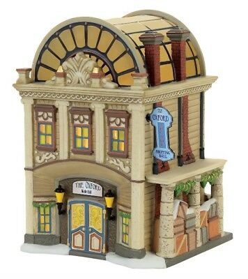 Dept 56 Dickens Village The Oxford Arcade #4056637 BRAND NEW