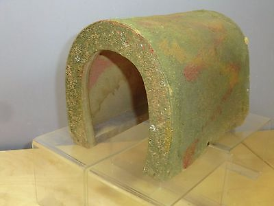 "VINTAGE HORNBY ""O"" TINPLATE MODEL No.1   ""TUNNEL  ""WOOD & FIBRE """