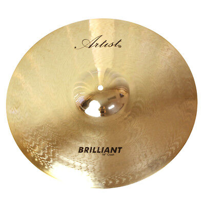 Artist BC18 Brilliant Series 18 Inch Crash Cymbal - New