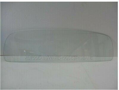 HOLDEN FJ FX - 1953 to 1956 - UTE - REAR SCREEN GLASS - CLEAR - NEW