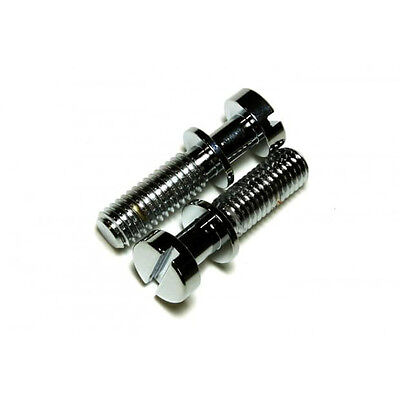 Towner Metric Tailpiece Mounting Studs - Chrome