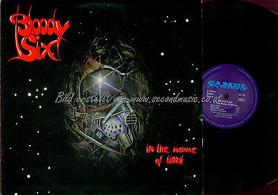 Lp--Bloody Six In The Name Of Blood //  C70034