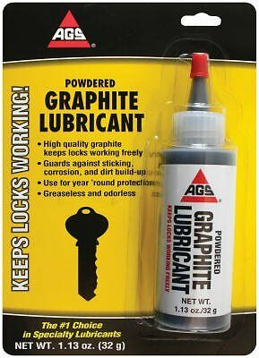 American Grease Stick MZ-5 Powdered Graphite Lubricant