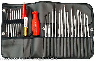 PB SWISS TOOLS 8515 ALLROUNDER Schraubendreher Screwdriver Set 25-tlg. NEU
