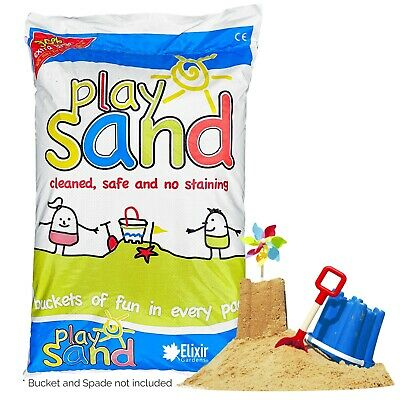 25kg Top Quality Natural Washed & Graded Childrens Play Sand