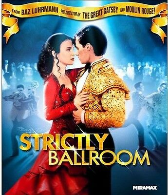 Strictly Ballroom (2013, Blu-ray New)