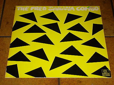 The Fred Banana Combo - Same - Lp Near Mint!!