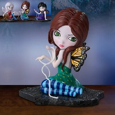 Latchesis The Measurer Fairy - Three Fates Figurine -Jasmine Becket Griffith