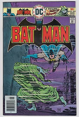 Batman #276 Dc Comics June 1976 Vf Condition