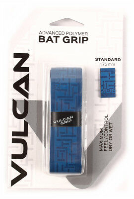 Vulcan V175-BLUE Standard Bat Grip 1.750 mm Royal Blue