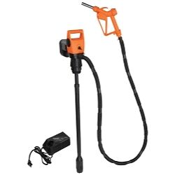 K Tool 72215 Electric Rechargeable Drum Pump 19.2V