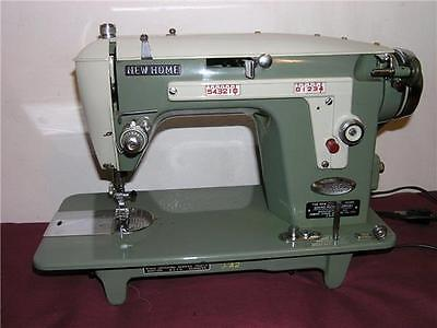 HEAVY DUTY JANOME SEWING MACHINE, model 532, ALL STEEL, upholstery, and more