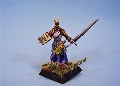 Confrontation painted miniature Exorcist Griffin