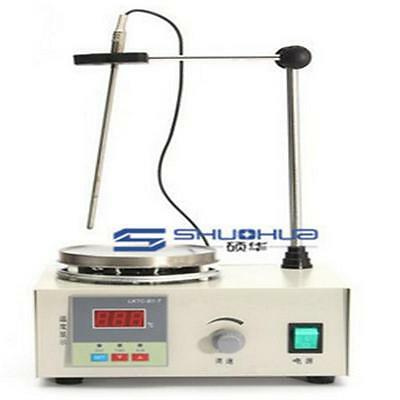 Magnetic Stirrer With Hotplate Digital Mixer Heating Plate Control 220/110V