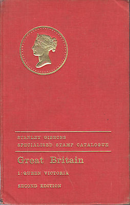 Stanley Gibbons Great Britain Vol 1:  Queen Victoria Specialized, 2nd Edition