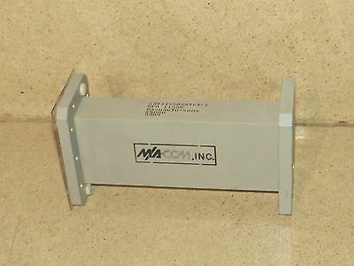 "M/a-Com 53711-5859767-2 Waveguide - 8 1/2"" Long"