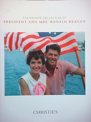Christie's The Private Collection of President & Mrs. Ronald Reagan Sep 2016