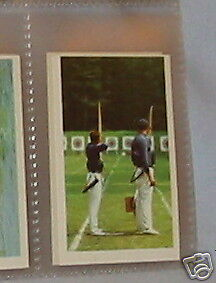 #16 Archery  - Collector Sports card