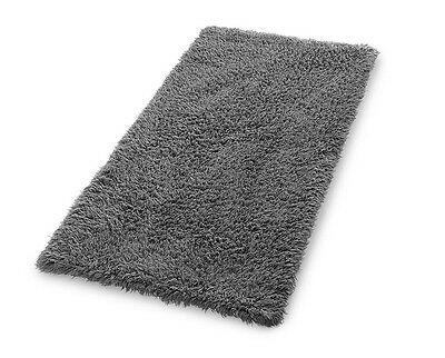 B3515S Luxurious Reversible Bath Mat Slate [1875]