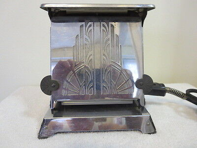 Antique Westinghouse Turnover Toaster - Works