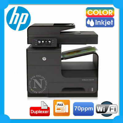 HP Officejet Pro X576dw 4in1 Color Wireless MFP Printer+Duplexer+FAX+ADF CN598A