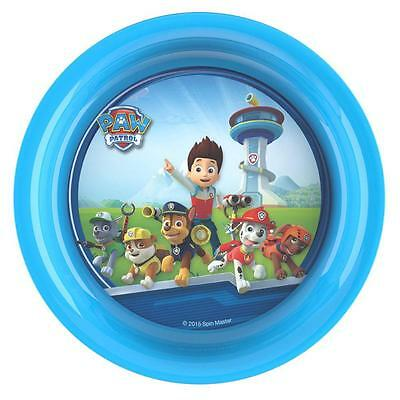 Paw Patrol - Plate - Suitable for the Microwave  21,0 cm