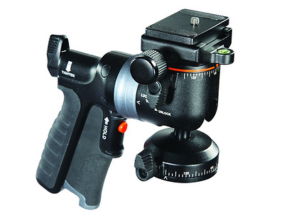 Vanguard GH-300T Pistol Grip Ball Head 8KG Load Built-in Remote Shutter Release