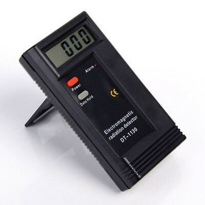 New Electromagnetic Radiation Detector EMF Meter Tester Ghost Hunting HT