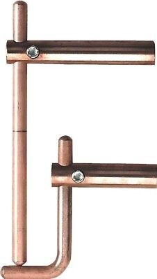 Sealey Spot Welding Arms 120mm Exterior Profiles