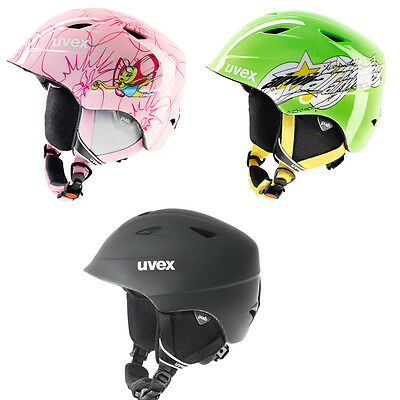 Uvex Kids Kinder Jr. Skihelm airwing Snowboard Junior Ski Helm