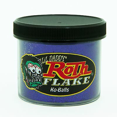 Lil' Daddy Roth Metal Flake KO-Balls