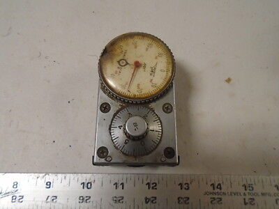 MACHINIST TOOLS LATHE MILLS Machinist Trav - A - Dial Lathe Gage Travadial