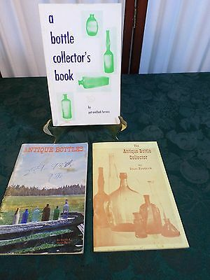 3/1964-1968 Soft Cover Bottle Collector's Books-Free Shipping