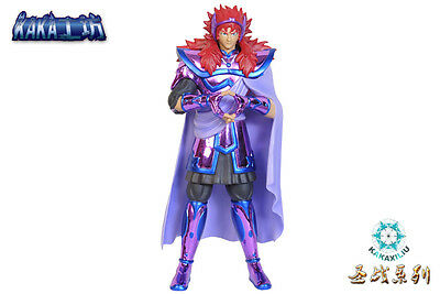 Saint Seiya Myth Cloth Argent/Siliver Lotus Argora Disciple de Shaka Figure SB25
