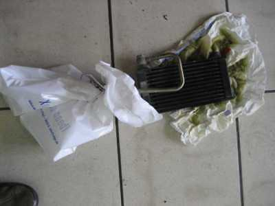 Cagiva W16, 600, 2G, Oil Cooler with Cable, Coolant Motor, Oil Radiator