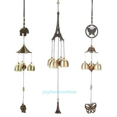 Amazing Wind Chime Bells Outdoor Garden Church Resonant Hanging Ornament Decor