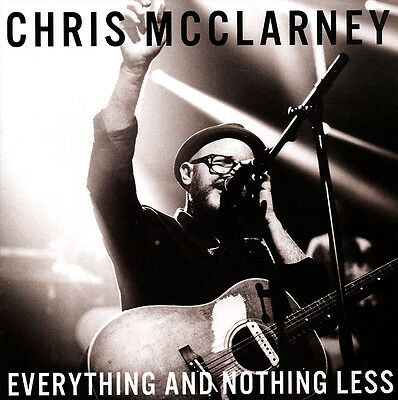 Chris McClarney - Everything And Nothing Less CD 2015 Jesus Culture Music* NEW *