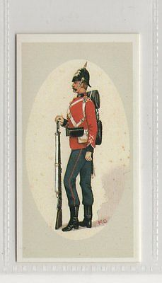 #17 Private (Marching-Order) The Pr - Victorian & Edwardian Soldiers Modern Card