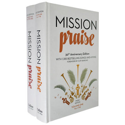 Mission Praise Two Volume Set - 30th Anniversary Edition, Non Fiction Books, New