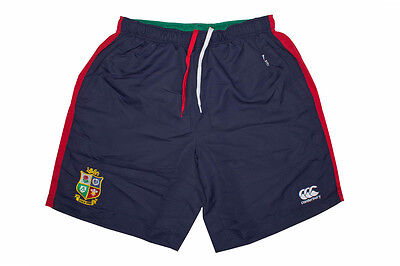 Canterbury British & Irish Lions 2017 Woven Gym Rugby Shorts