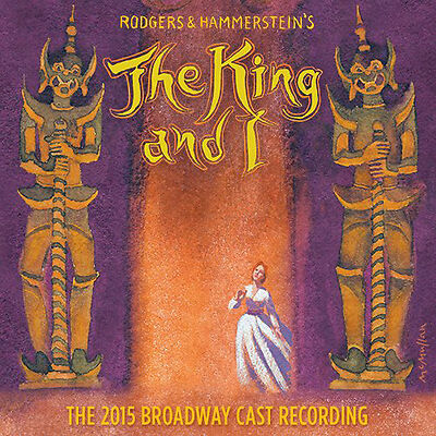 Rodgers and Hammerstein's the King and I CD NEW