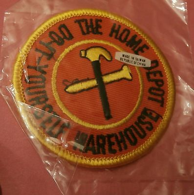 Hammer & Nail - The Home Depot Warehouse Do-It-Yourself - New Patch
