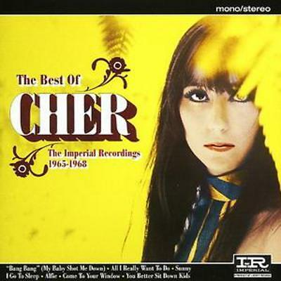 Cher Best Of, The: The Imperial Recordings 1965 - 1968 CD NEW