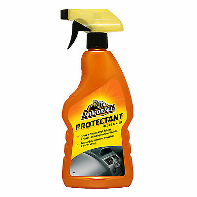Armorall GLOSS Car Dashboard Multi Purpose Protectant Cleaner Restorer 500ml